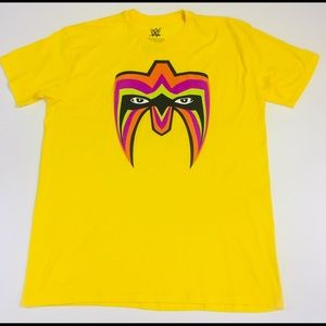 WWE Ripple Junction Mens XL Ultimate Warrior Tee